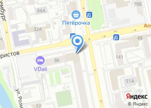 Компания «INTERNI LUX» на карте