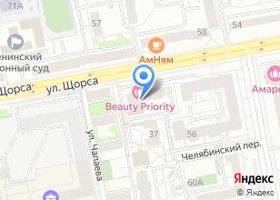 Компания «КВПол» на карте