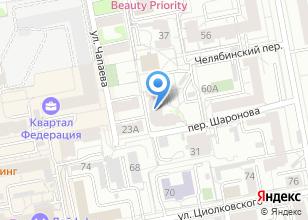 Компания «Трон-Втм» на карте