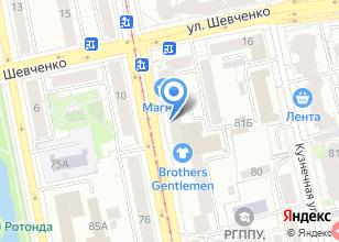 Компания «Фрейя» на карте