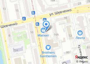 Компания «Уральская Логистическая Группа» на карте