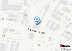 Компания «Упаковка и Сервис-Урал торговая компания» на карте