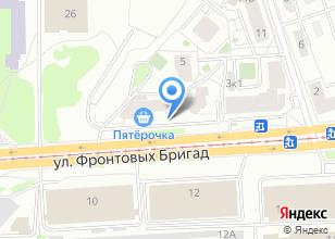 Компания «Миг Электро» на карте