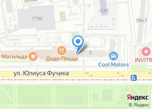 Компания «Спортэк, интернет-магазин велосипедов и беговых лыж» на карте