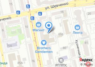 Компания «Лайк Шоу» на карте