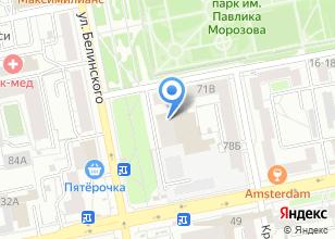 Компания «ОРИС-СЕВЕР» на карте