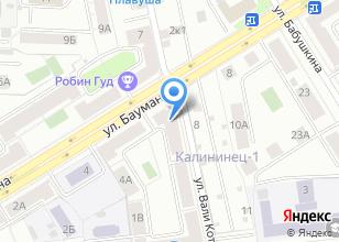 Компания «Екатжилпроект» на карте