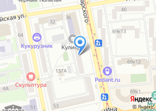 Компания «Шелковый путь» на карте