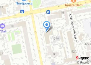 Компания «Геккон-груп» на карте