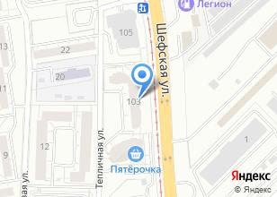 Компания «Алмазные системы» на карте