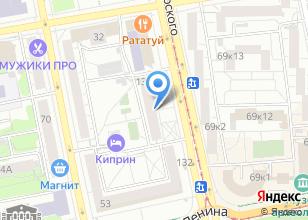 Компания «Рыжий прокат и ремонт велосипедов - прокат, аренда и ремонт велосипедов» на карте