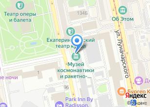 Компания «Двери Век» на карте