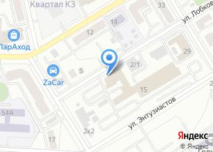 Компания «Нотис-Евразия» на карте