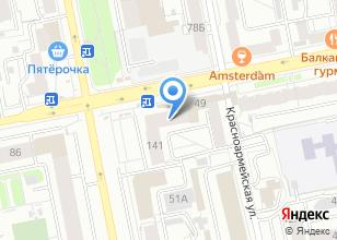 Компания «СПК Мастер» на карте