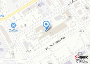 Компания «Аркаим Лтд» на карте