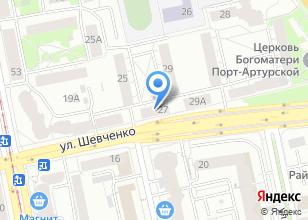 Компания «Строительная компания МОЙДОМ96» на карте