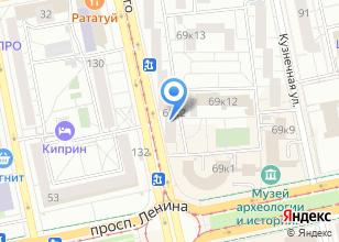Компания «Строй Инвест» на карте