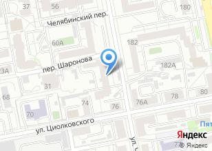 Компания «Мир Туров» на карте