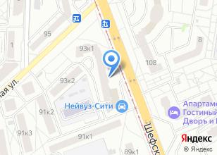 Компания «Элегия» на карте