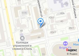 Компания «STARTUP-REALTY» на карте