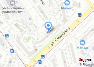 Компания «Артцентр ХУДОЖНИК» на карте