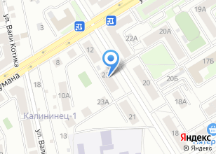 Компания «Межрегиональный торгово-промышленный центр» на карте