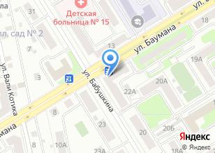 Компания «Магазин инструментов на Баумана» на карте