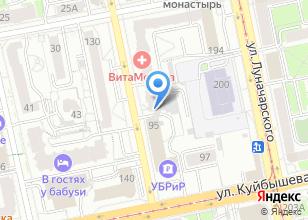 Компания «Энергогазремонт» на карте