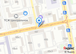 Компания «Музенидис Трэвел» на карте