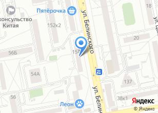 Компания «Планета-Тур» на карте