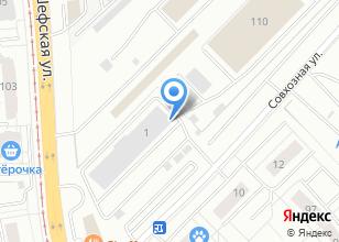 Компания «МЕТРЕВЕРС» на карте
