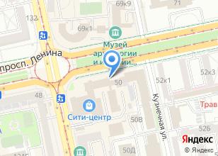 Компания «Магнат профи» на карте