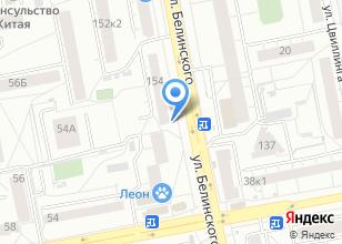 Компания «Преображенский центр» на карте