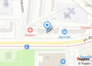 Компания «Флор Плюс» на карте
