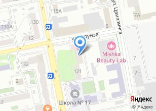 Компания «KABEL66.RU» на карте