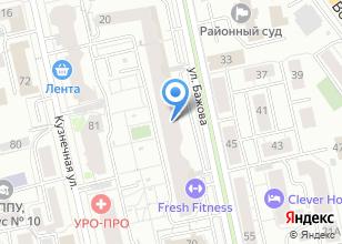 Компания «ИрДи» на карте
