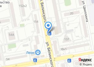 Компания «ОрионСпорт+» на карте