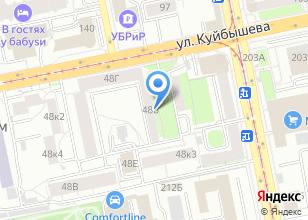 Компания «Model43.ru» на карте