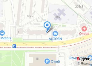 Компания «Строящийся жилой дом по ул. Белинского» на карте