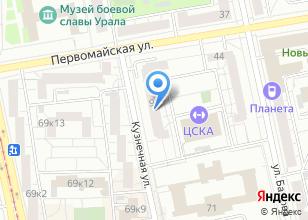 Компания «САЛЛЕС» на карте