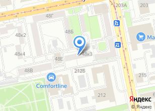 Компания «Оптима-строй» на карте