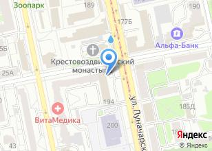 Компания «ПАРТНЁР-УРАЛ» на карте