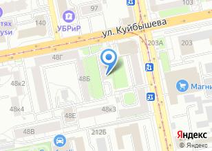 Компания «Алтима» на карте