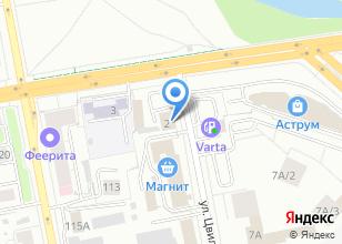 Компания «КапиталСнаб» на карте
