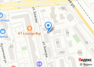 Компания «ГИЛЬДИЯ М» на карте