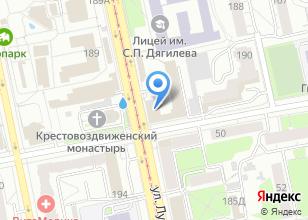 Компания «Тяжпромэлектропривод» на карте