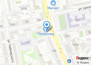 Компания «Рыбацкий узел» на карте