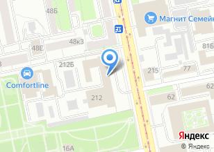Компания «Урал-Микс» на карте