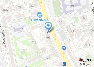 Компания «Цвета радуги» на карте