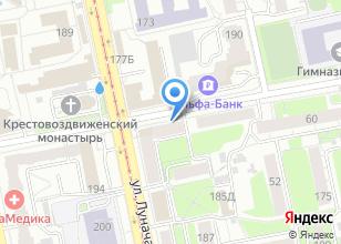 Компания «Цветной бульвар» на карте